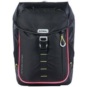 Basil Miles - Sac porte-bagages - Nordlicht 17l noir